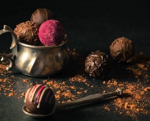 Chokolade er godt for din sundhed